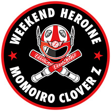 WEEKEND HEROINE - MOMOIRO CLOVER Z [RED]