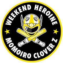 WEEKEND HEROINE - MOMOIRO CLOVER Z [YELLOW]