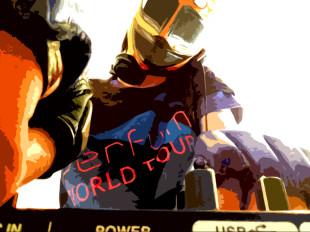 DJ yojirock (4269WORKS)