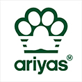 ariyas [adidas parody] white