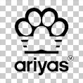 ariyas [adidas parody] black