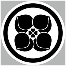 家紋(ブラック)2