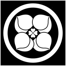 家紋(ブラック)3