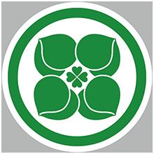 家紋(グリーン)2