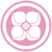 家紋(ピンク)3