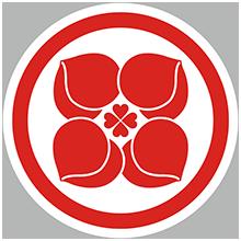 家紋(レッド)2