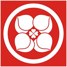 家紋(レッド)3